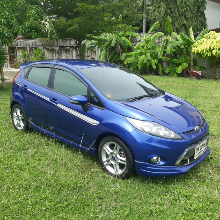 Ford Fiesta - Automatic - Rent 14,000 baht per Month