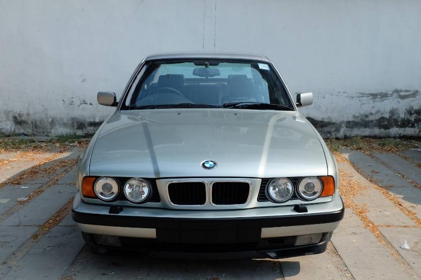 BMW e34 1997 รถแท้ ออกยนตกิจ