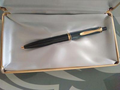Rare 24carat Gold Plated Pelikan Pen