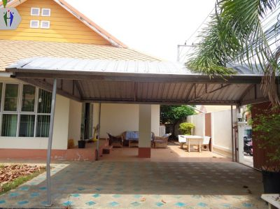 Single House for Rent 3 Bedroom  with Garden
