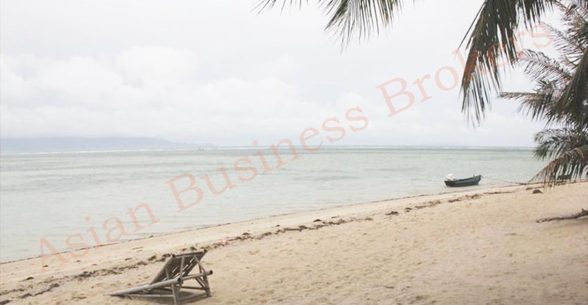 6705013 Beachfront Bungalows Resort in Koh Phangan for Rent