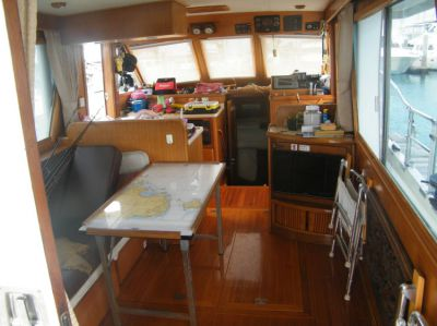 2007 Seahorse Trawler - wife says sell now!