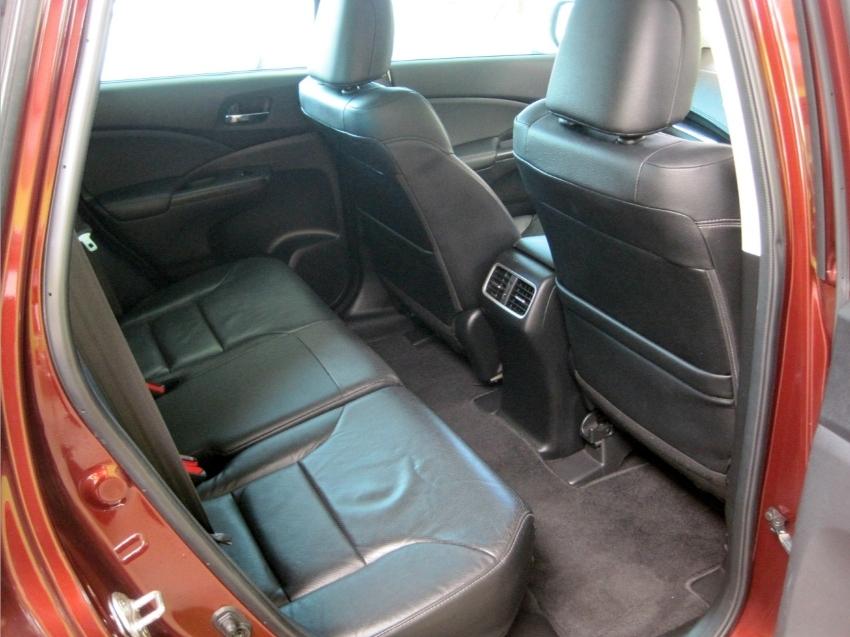 Honda CR-V 2.4L AT 4WD 2015