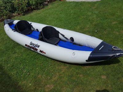 Sevylor River Xk2 Inflatable Kayak