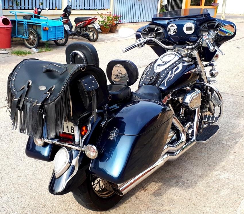 2005 YAMAHA ROADSTAR XV1700A FOR SALE.