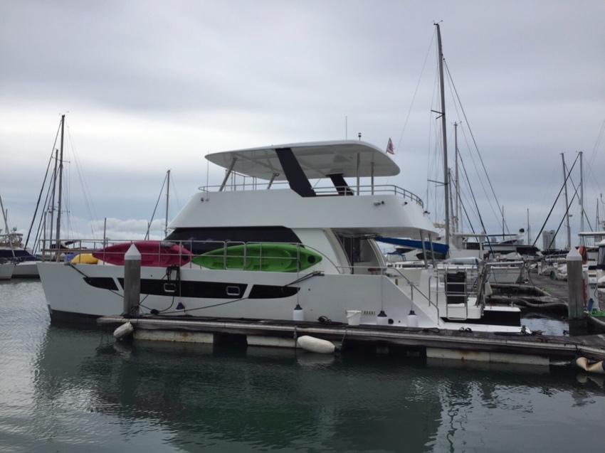 2019 Catamaran for sale  55ft.