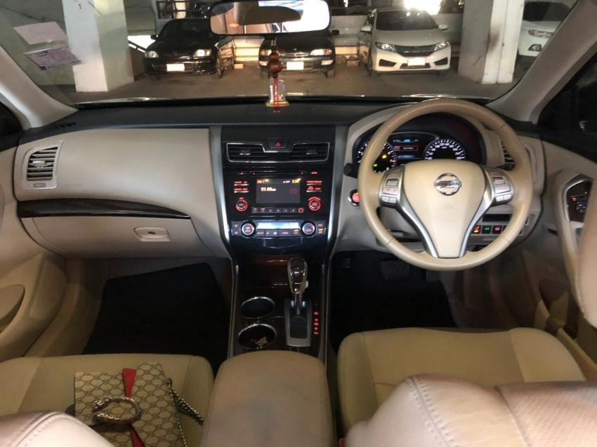 Nissan Teana  2013