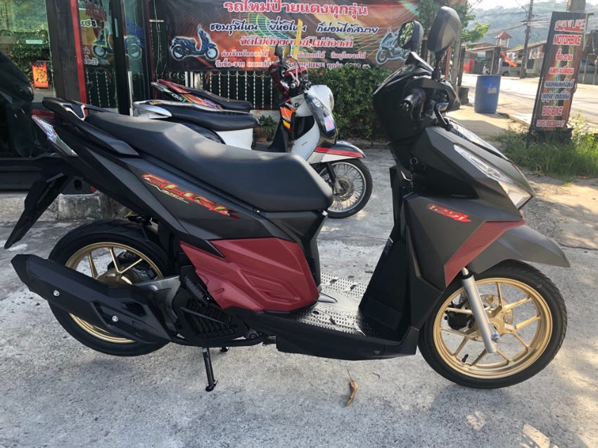 Honda Click 125cc
