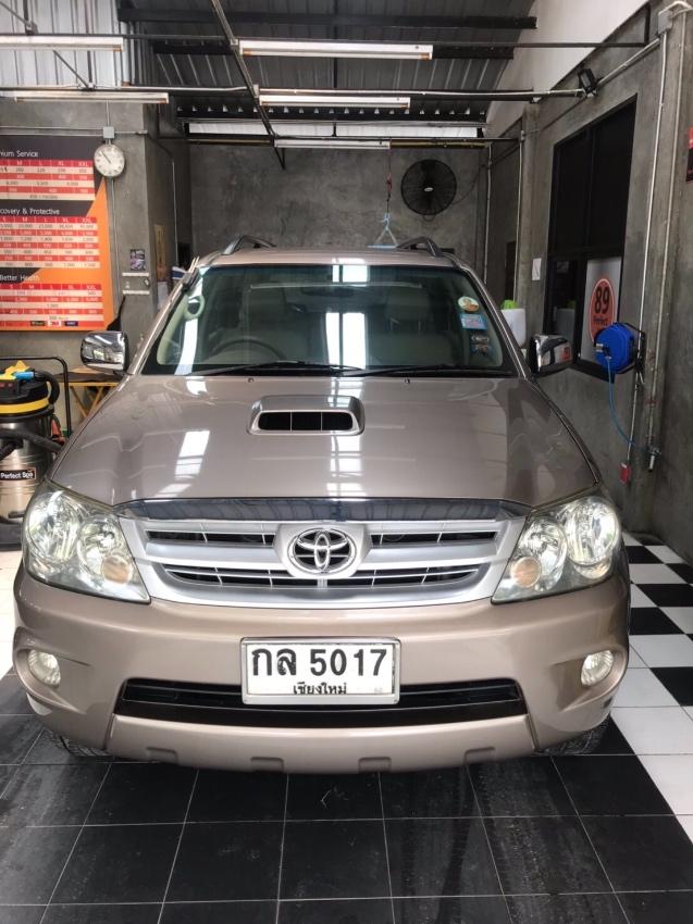 Our beloved Toyota Fortuner for sale