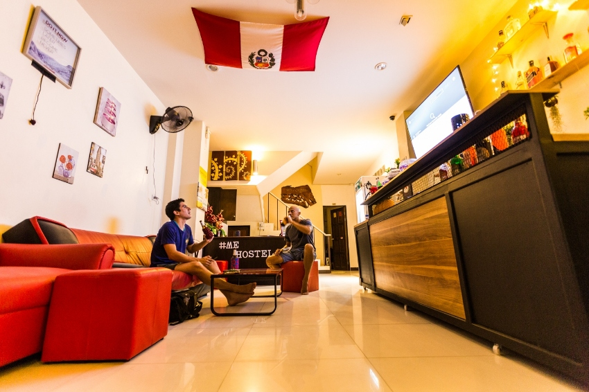 Hostel (Dorms and Private rooms) Perfect Location