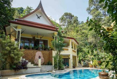 Villa sawadee with swiming pool for rent