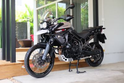 [ For Sale ] Triumph Tiger XCX 2017 in a very good condition 11,1xx km