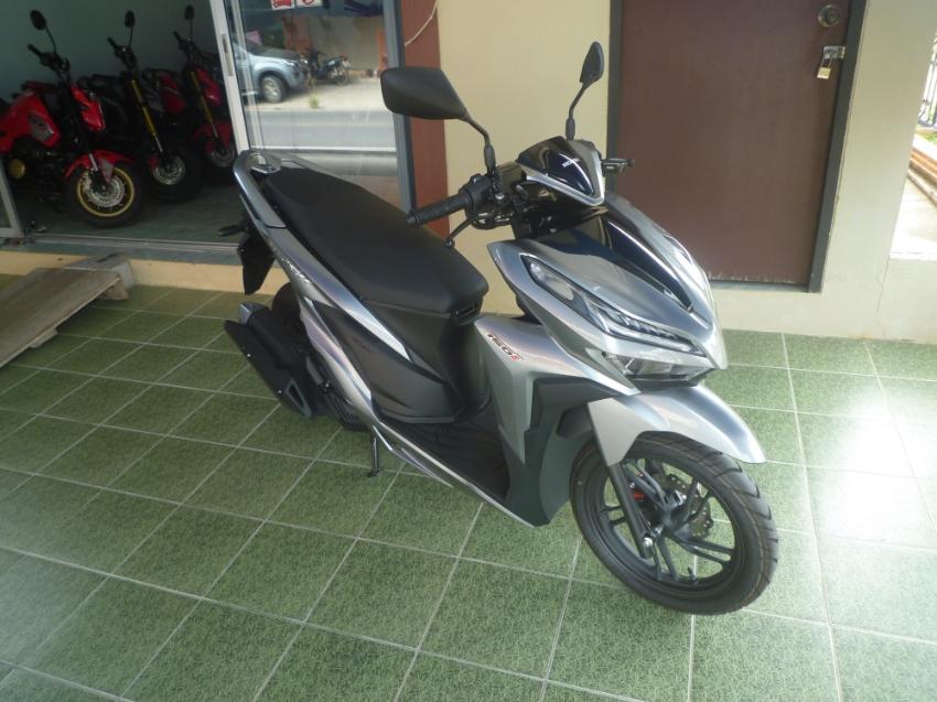 Honda Click 150  220 Km