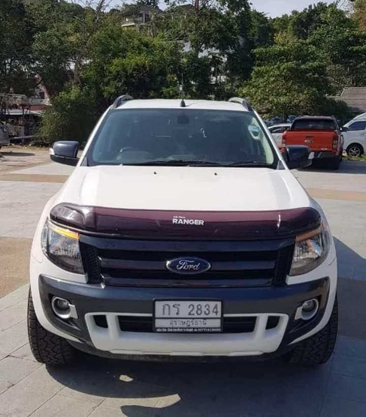 Ford Ranger Wildtrak 2.2