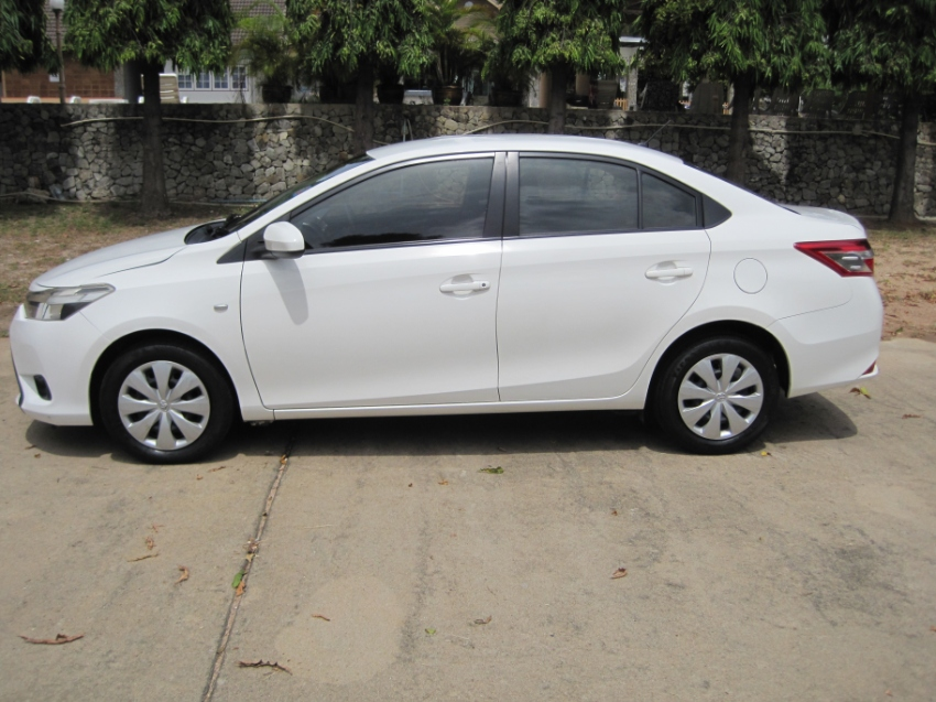 Toyota Vios 1.5L AT For Rent