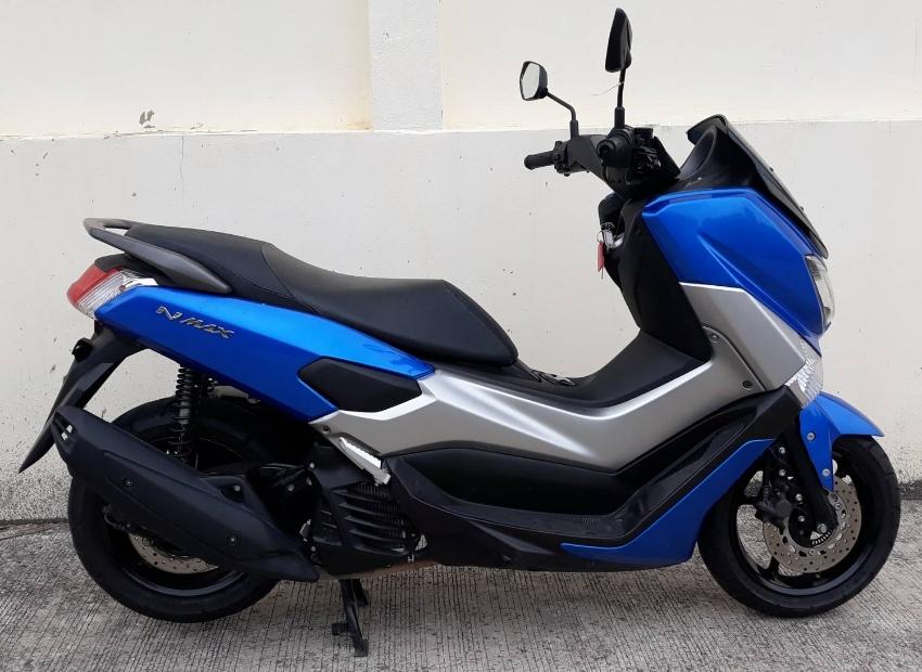 03/2018 Yamaha N Max 155 155 68.900 ฿ Finance