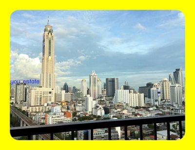 Sale Noble revent 41 sqm BTS Phayathai height floor โนเบิล รีเวนต์