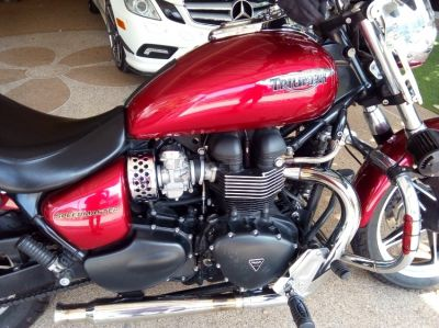Triumph Speedmaster 900cc imported new from England