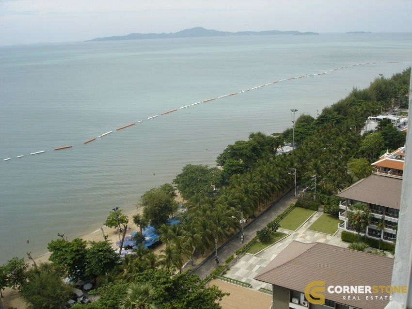 #893 Oceanview Beach Front Condo For Rent @ View Talay 7