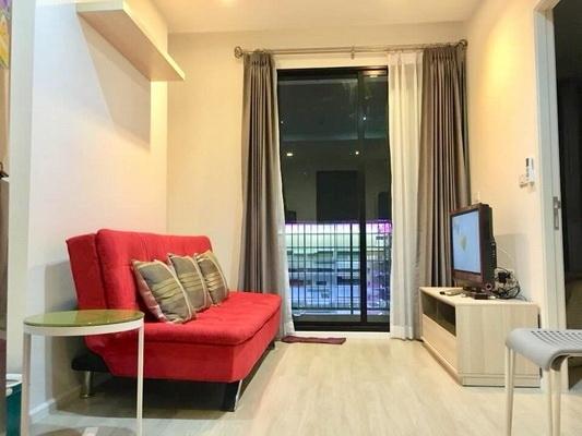 (เช่า) FOR RENT QUINN CONDO RATCHADA / 1 bedroom / 35 Sqm.**18,500**