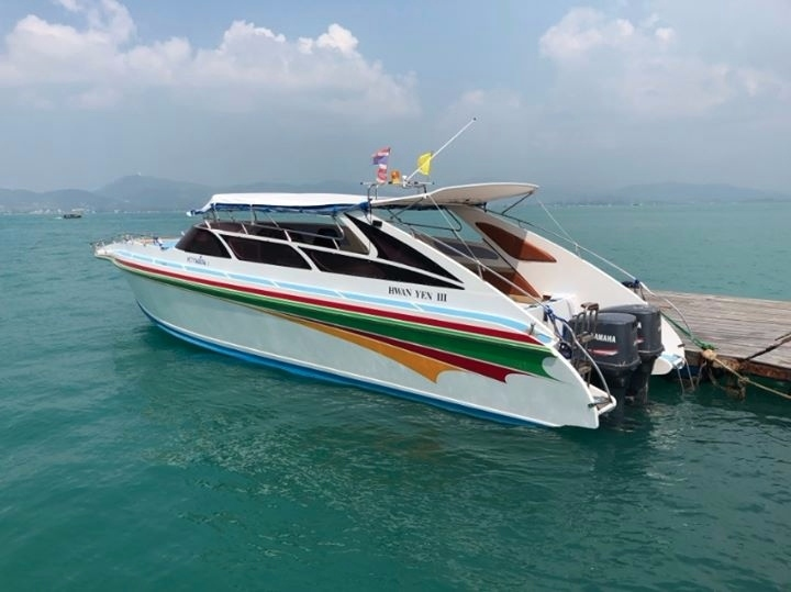 Quick Sale! Speed Boat ( PRICE ARE NEGOCIABLE )