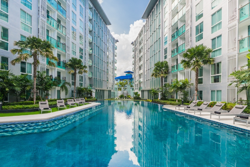 Condo Central Pattaya For Rent