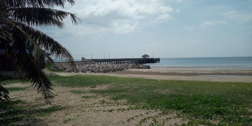 Beachfront Development land