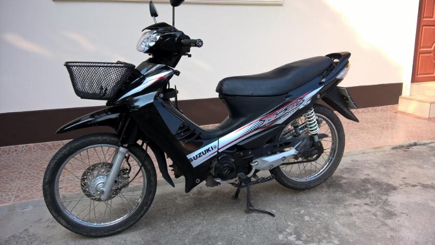 SUZUKI Best 125cc