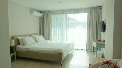 Bang Sare: 1 bedroom boutique sea view-condo