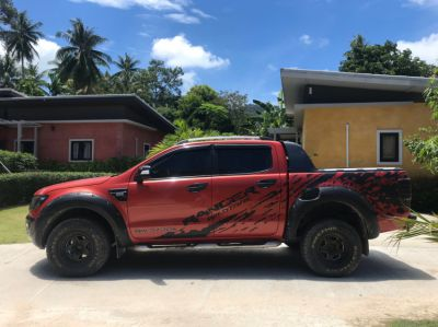2014 FORD RANGER WILDTRAK 3.2L 4X4 AT DIESEL FOR SALE 660,000 BAHT