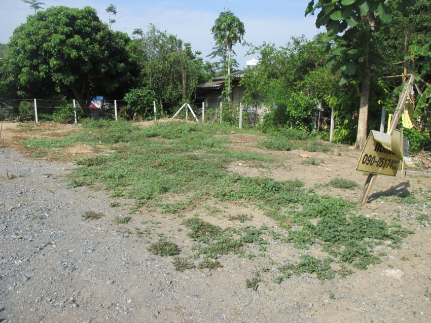 Ontaisankumpheang empty residential land