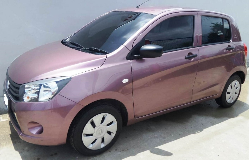 Suzuki Celerio 1.0 AT Rent start 9.000 ฿/month
