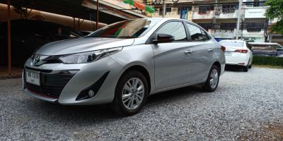 For Sale 2017 Toyota Yaris Ativ S1.2 Auto. Top model