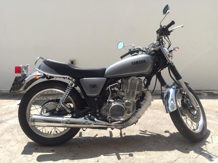 Hot sale Yamaha sr400 standard 2014
