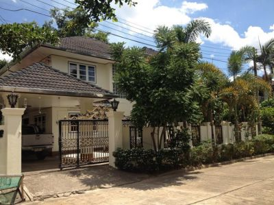 Chiang Rai city centre large house for  sale.