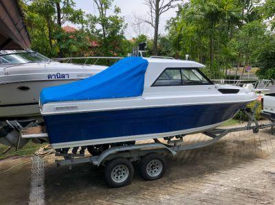 Boat Victoria 627   With trailer   Thai registration