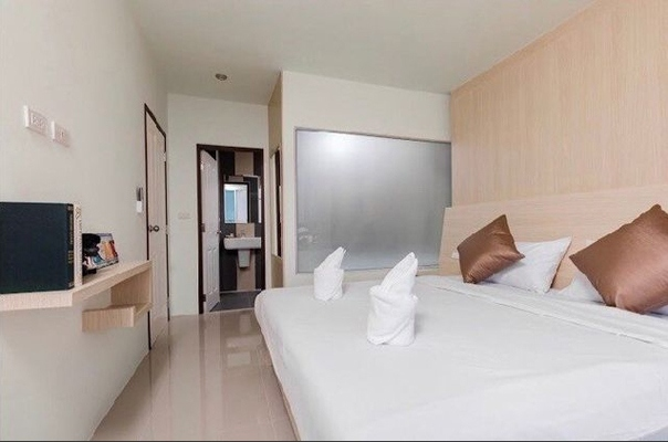 TL-0072 - Condo JJ Airport Condominium for rent  Pool View