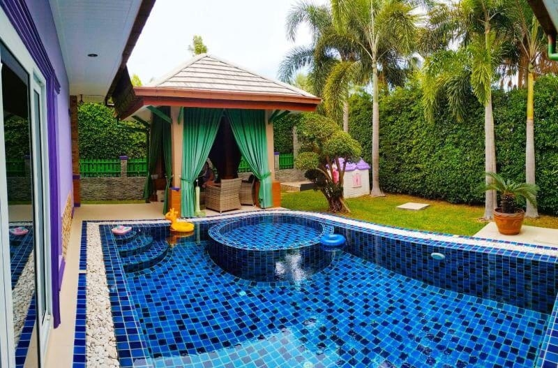 2 bedroom house in Baan Dusit Pattaya View for sale