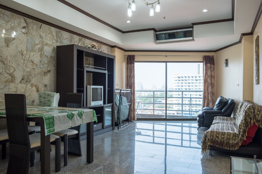 1 bedroom apartment in View Talay 2A