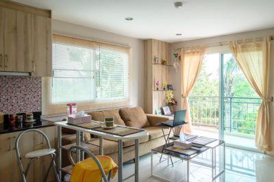 1 bedroom @ Porchland 2 Jomtien Resort