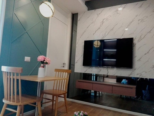 (เช่า) FOR RENT THE SAINT RESIDENCES / 1 bedroom / 31 Sqm.**20,000**