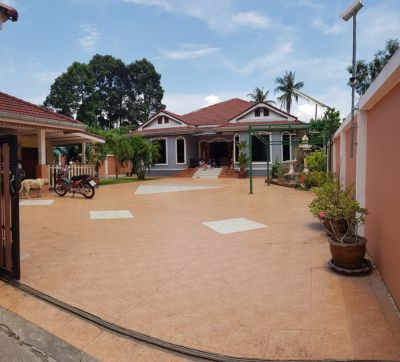 2 FULLY FURNISH HOME FOR SALE IN HUAYYAI