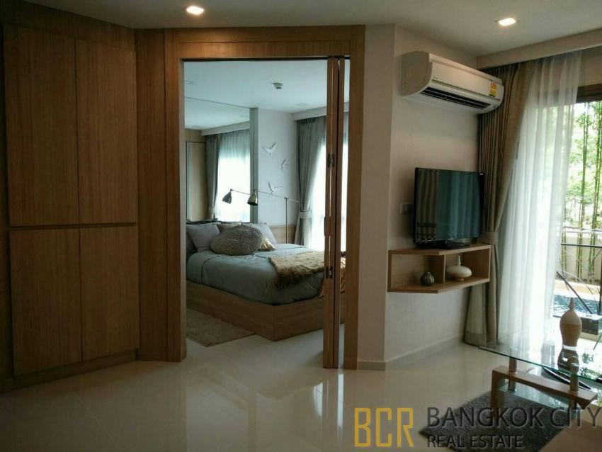 City Garden Tropicana Luxury Condo Sea View 1 Bedroom Unit for Rent