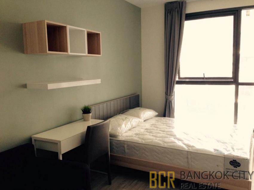 Ideo Mobi Rama 9 Luxury Condo Fully Furnished Studio Unit Rent/Sale
