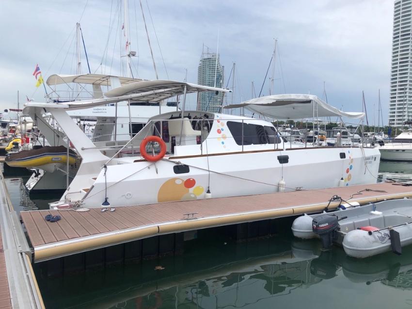 43 ft Catamaran for sale