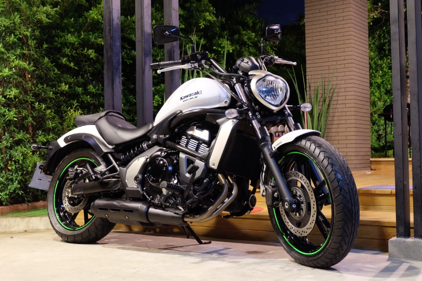 [ For Sale ] Kawasaki Vulcan S 2015 with only 900 kms !