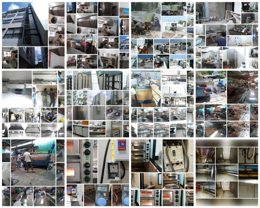 Manufacture and sell stainless steel products