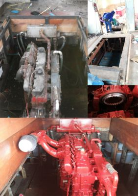 Great condition tour boat for sale