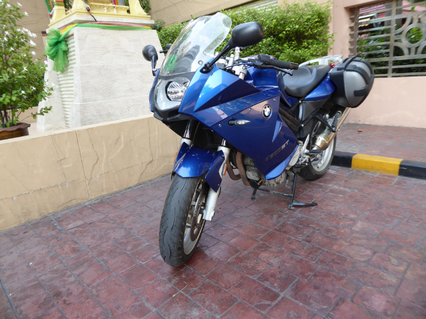 BMW F800ST for sale
