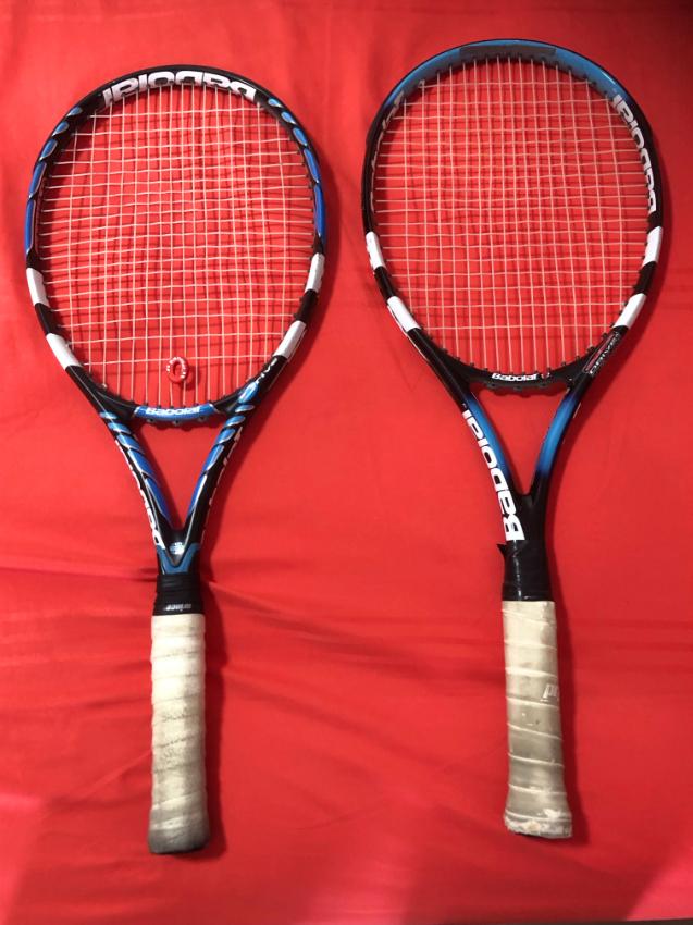 Tennis Racquet Sale >> For Sale 2 Babolat Pure Drive Tennis Racquets
